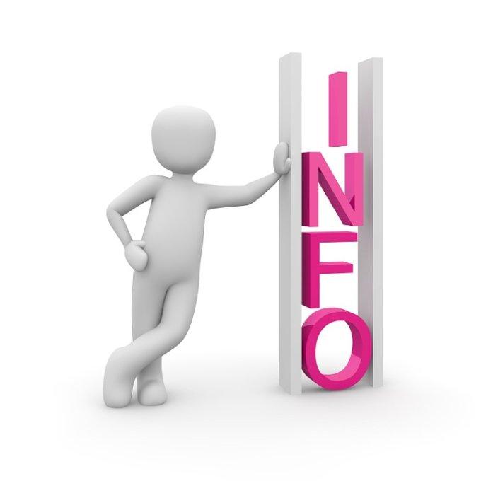 Informationen – Qualität steht im Vordergrund