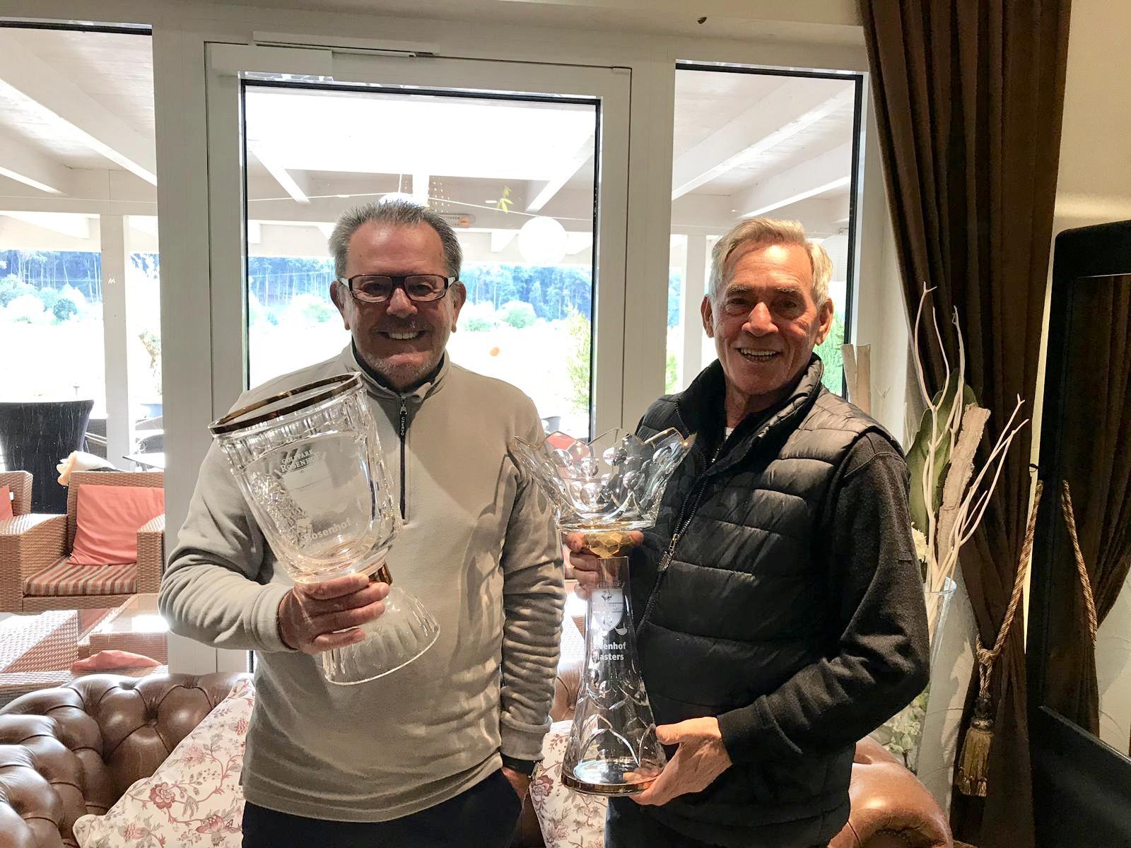 Gesamtsieger der diesjährigen Rosenhof Masters 2019