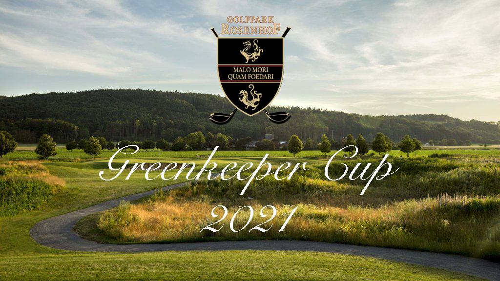 Greenkeeper Cup 2021 – Sonntag, 03 Oktober 2021