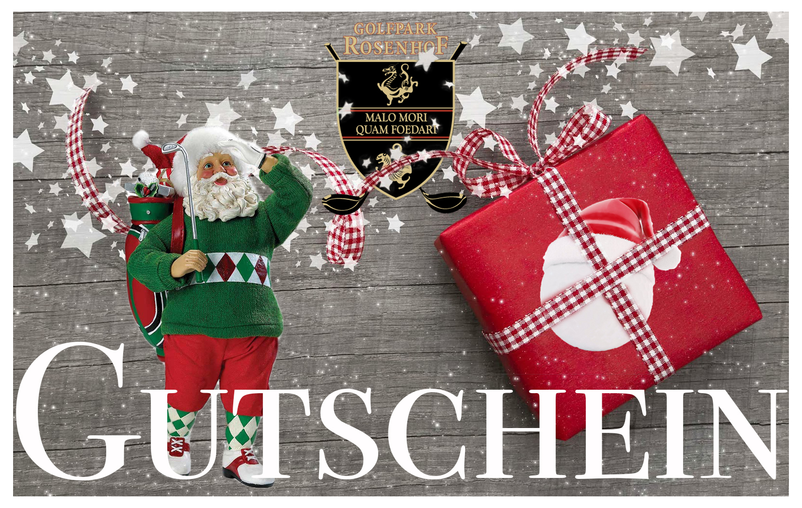 Weihnachten rückt schnell näher und wir haben eine schöne Geschenkidee