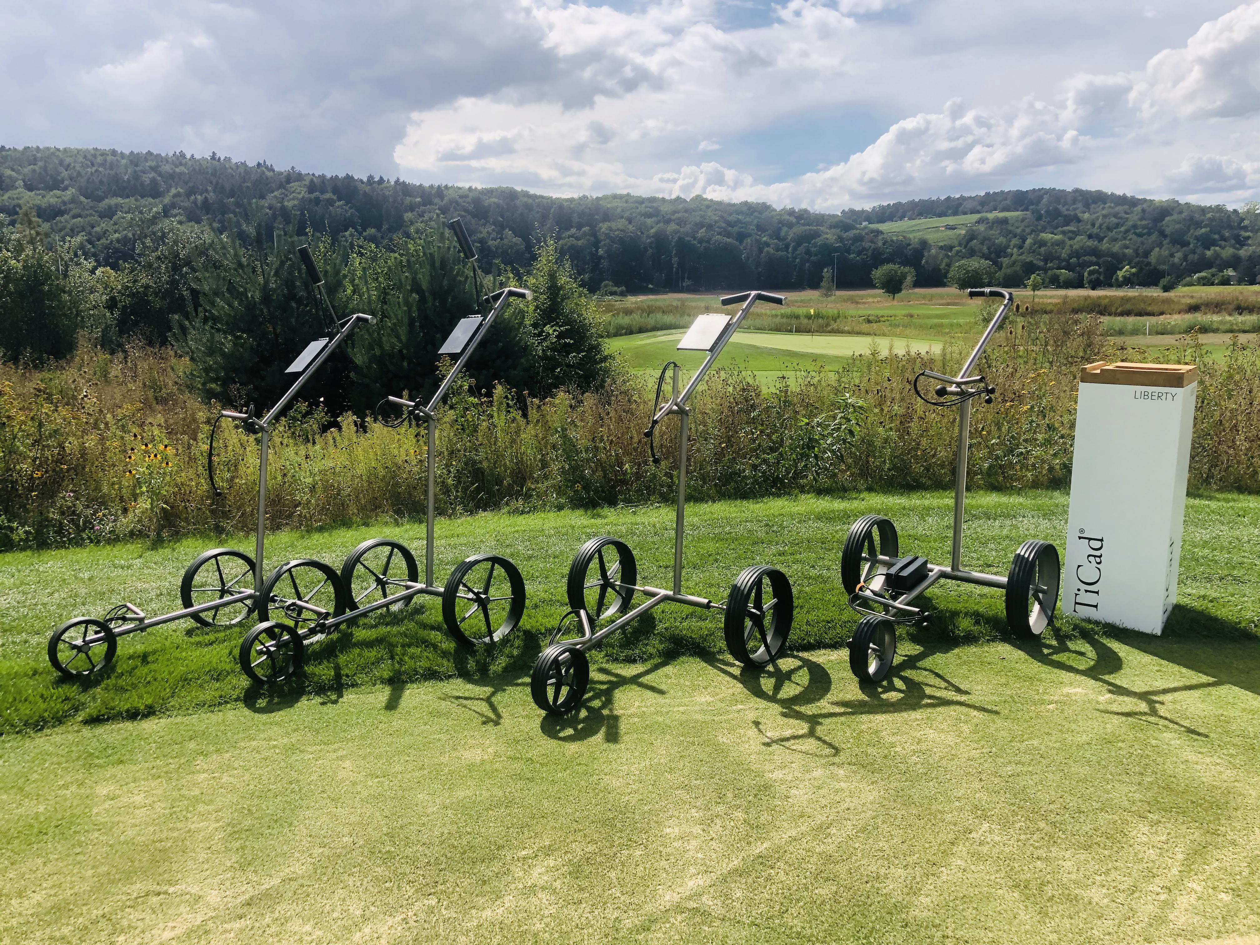 TiCad meets Golfpark Rosenhof