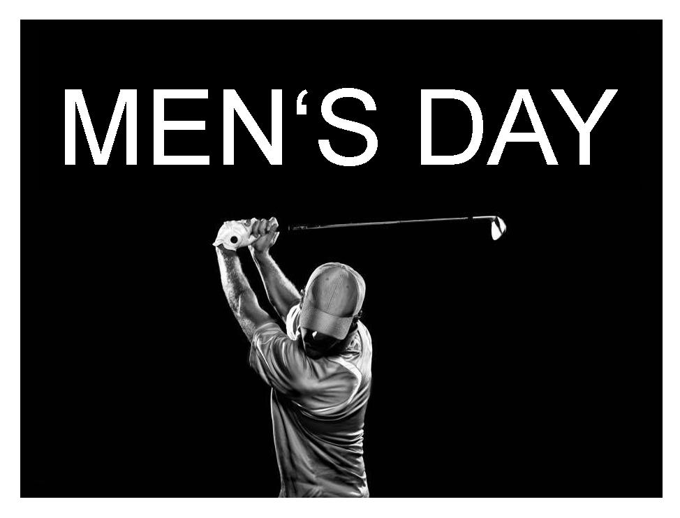 JEDEN Mittwoch – Men's Golf – 14Uhr